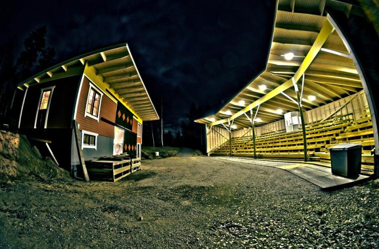 Höljäkkä Areena (Kuva:Mikko Nevalainen)